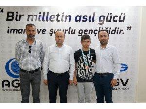 Judoda Türkiye birincisi oldu, hedefi Balkanlarda dereceye girmek