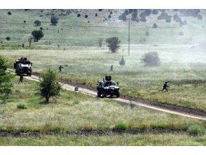Somalili askerlerin eğitimi tamamlandı