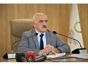 """Ordu Büyükşehir Belediye Başkan Vekili Tezcan: """"Afete yönelik tedbirli olun"""""""