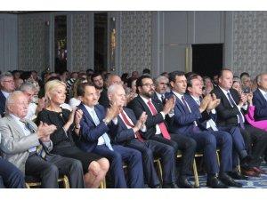 TÜMBİFED 'Akademi Kültür ve Bilim Ödülleri' törenle sahiplerini buldu