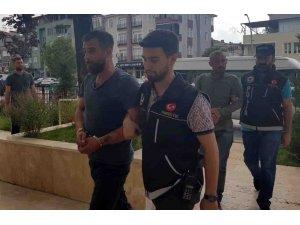 Tokat'ta ecstasy hap operasyonu: 4 tutuklama