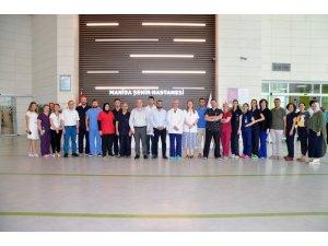 Manisa Şehir Hastanesi 100. 'Bypass' ameliyatını gerçekleştirdi