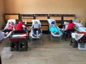 Erdek'te 'Kan bağışı ve Kök hücre bağışı kampanyası