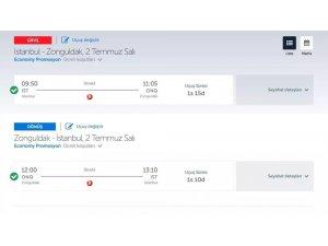 Türk Hava Yolları uçuş saatlerinde değişikliğe gitti