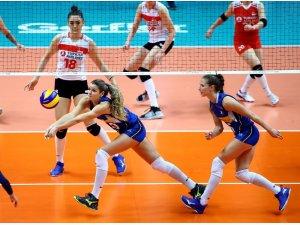2019 FIVB Voleybol Milletler Ligi: İtalya: 3 - Türkiye: 2