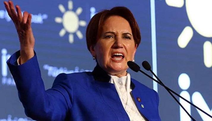 Meral Akşener'e İstanbul Valiliği'nden şok yasak!