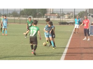 Kayseri U-13 Futbol Liginde finalistler belli oldu