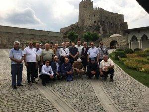 Kazakistan'da yaşayan Ahıska Türkleri ana vatanlarını ziyaret etti