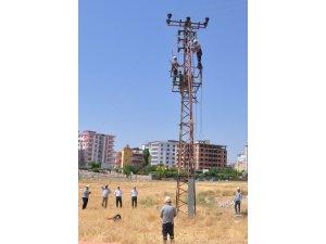 Dicle Elektrik'te İSG denetimi yapıldı