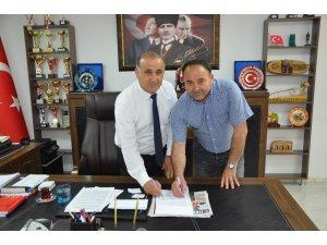 İncirliova Belediyespor Adalet Duman'a emanet