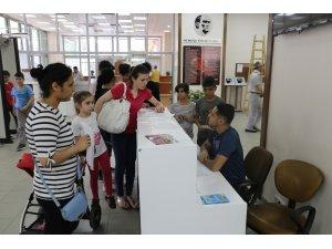 Turgutlu Belediyesi Yaz Spor Okullarına büyük ilgi