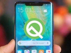 Android Q güncellemesi! Huawei'in hangi modellerine gelecek!