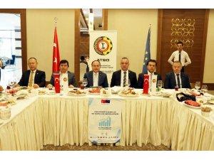 KOBİ Hastanesi ve Avrupa Ağı tanıtıldı