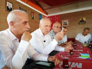 """MHP'li Karapıçak: """"Samsunluluk bilinci İstanbul'da vücut bulmalı"""""""