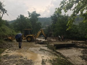 Bartın'da sel felaketi: 2 kişi kayıp