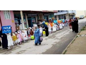 Bolvadin'de bir Osmanlı geleneği 'Amin Alayı'