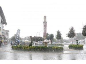 Çorum Belediyesi'nde tam kadro yağış seferberliği