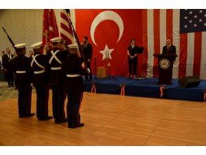 ABD'nin Bağımsızlık Günü Adana'da kutlandı