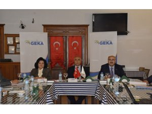 GEKA 118. Yönetim Kurulu toplantısı Muğla'da yapıldı