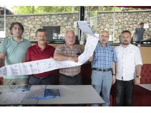 Giresun'dan Cumhurbaşkanı Erdoğan'a 'Osman Ağa' mektubu