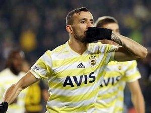 Mehmet Topal'dan Fenerbahçe'ye veda!