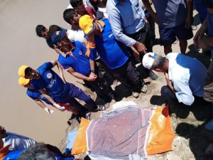Dicle Nehri'nde kaybolan gencin cesedi bulundu