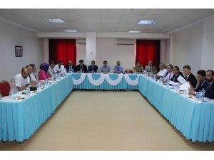Bağımlılıkla Mücadele Kurulu toplantısı yapıldı