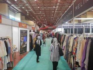 4 gün sürecek olan Moda Giyim ve Tesettür Festivali başladı