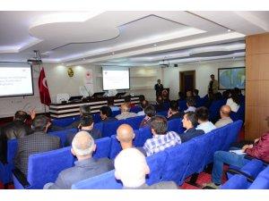 Vali Mustafa Masatlı, hayvancılık eğitim programına katıldı