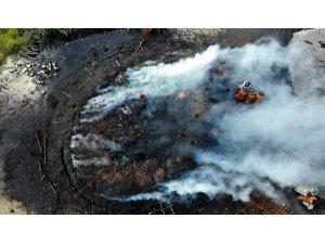 Yüzlerinde kömür karasıyla mevsimlik işçiler