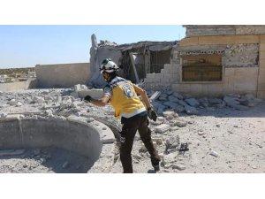 Esad rejimi Halep'e saldırdı: 1 ölü