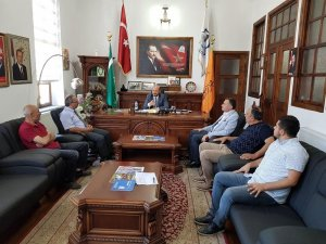 Başkan Özcan, OSB başkanlığına yeniden seçildi