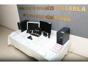 Bingöl'deki tefeci operasyonunda 3 tutuklanma