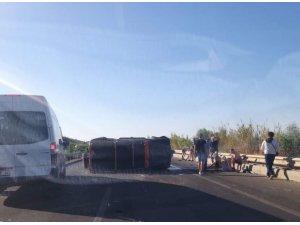 Antalya'da safari kazası: 8 turist yaralı