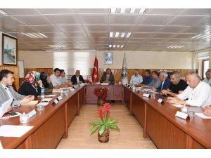 Muş Belediyesi temmuz ayı meclis toplantısı
