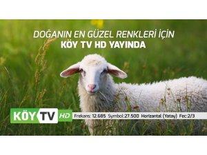 Köy TV HD yayın hayatına başladı