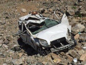Artvin-Ardanuç karayolunda yine kaza yine ölüm