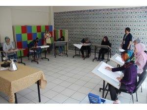 Kırklar'da Özel Yetenek Sınavı