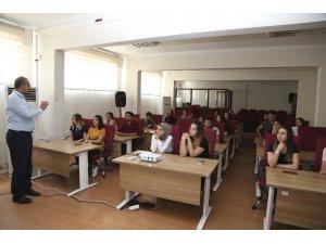 Efeler Belediyesi staj eğitimi verdi