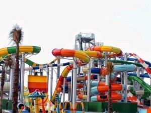 Anadolu Yakası'na su parkı açıldı