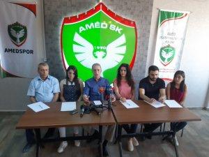 Amedspor Başkanı Kılavuz'dan kadın ve çocukların maça gelmesi çağrısı
