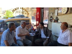Aydemir: 'Erzurum, daima yükselen değerdir'