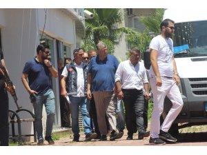 Antalya Şoförler ve Otomobilciler Odası'na operasyon