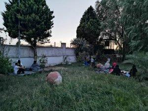 Ayvalık'ta Afganistan uyruklu mülteci yakalandı