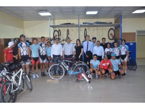 Gençlik ve Spor Bakanlığı Müfettişleri tesisleri denetledi
