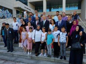 KA-DER'den milletvekili Kavuncu'ya ziyaret
