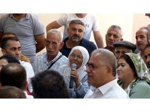 Yaşlı kadının yıpranan evi, Başkan Gültak'ın talimatıyla yenilenecek