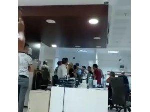 Kırşehir Eğitim Araştırma Hastanesinde darp iddiası