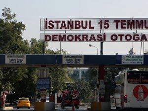 İstanbul'da operasyon: Otogar giriş ve çıkışlar kapatıldı