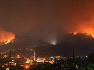 20 günde 200 orman yangını!